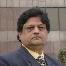 Nikhil Zaveri Vice chancellor